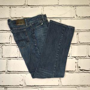 Express Button Fly Jeans 33x34